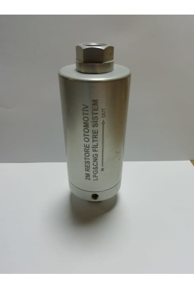2m Sıvı Ara Filtre