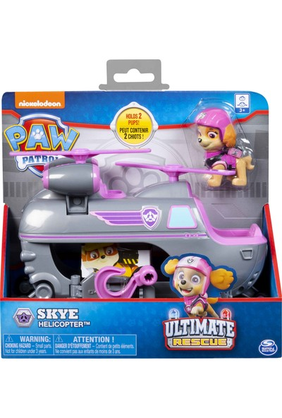 Paw Patrol Ultimate Rescue Skye Helicopter