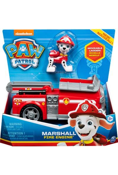 Paw Patrol Görev Aracı Ve Kahramanlar Marshall