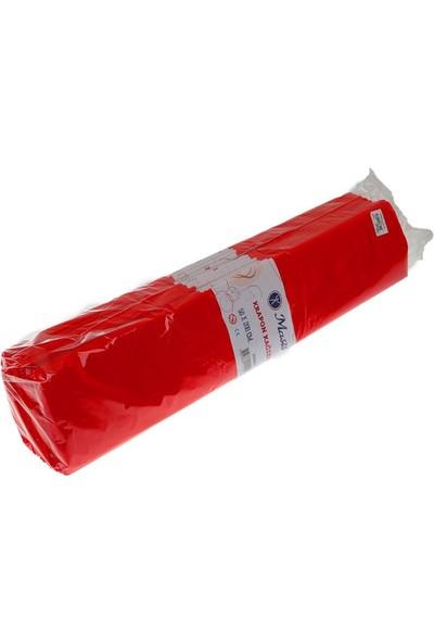 Masıs Krapon Kagıdı Kırmızı 25Lı