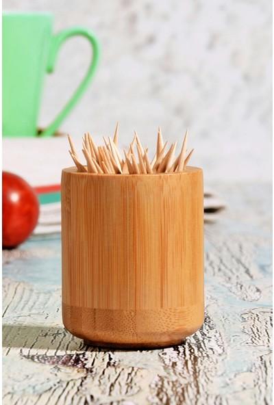 Kitchen World Bambu lüx Kürdanlık