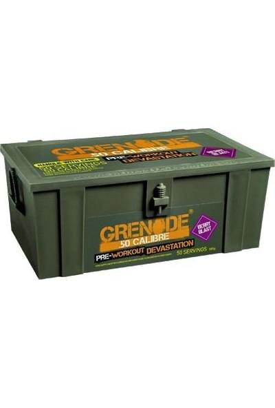 Grenade 50 Calibre Pre-Workout 580 gr