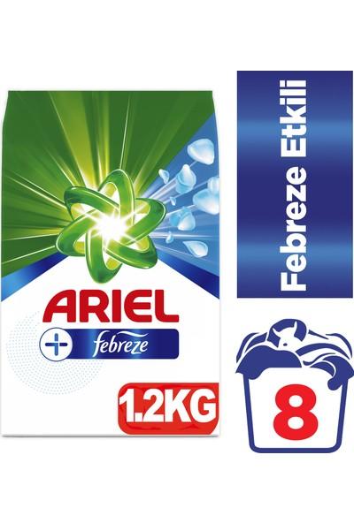 Ariel Plus 1,2 kg Toz Çamaşır Deterjanı Febreze Etkili