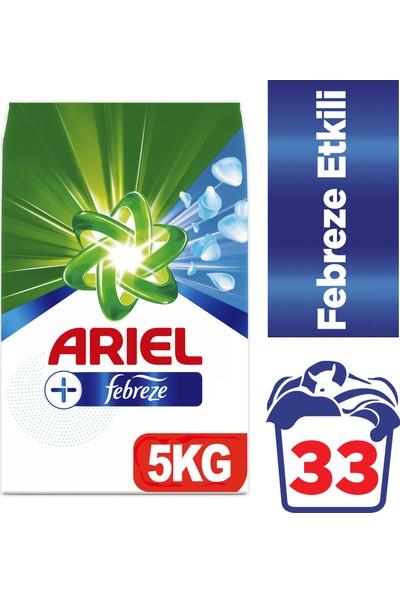 Ariel Plus 5 kg Toz Çamaşır Deterjanı Febreze Etkili