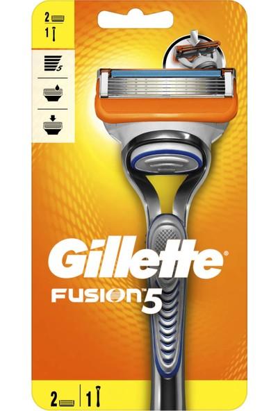 Gillette Fusion Yedekli Tıraş Makinesi