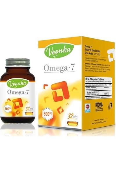 Voonka Omega 7 -500Mg 32 Kapsül