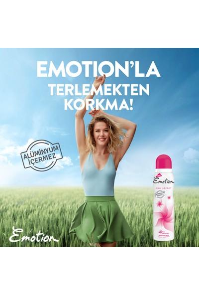 Emotion Pink Secret Kadın Deodorant 150 ml