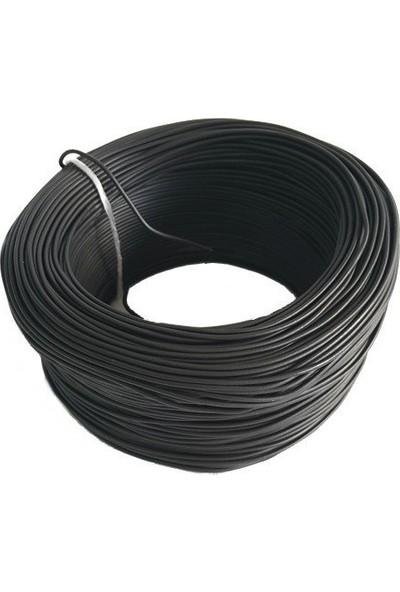 Electroon 0,22MM Çok Damarlı Montaj Kablosu 100MT Siyah