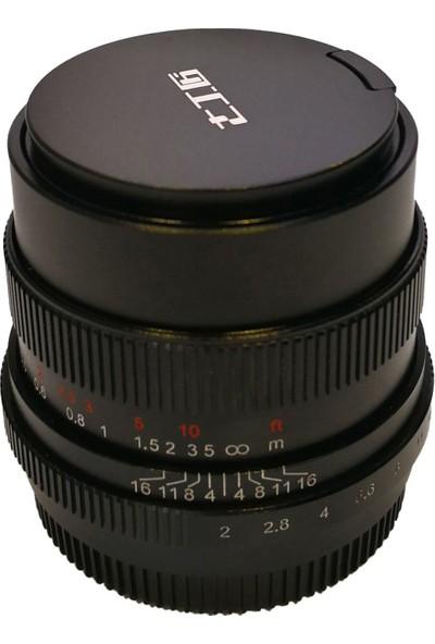 Artisans 35MM F2.0 Fuji Lens (Fx Mount)