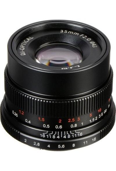 Artisans 35MM F2.0 Sony Lens (Full Frame)
