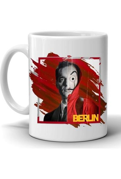 Foto Ebruli La Casa De Papel - Berlin Temalı Kupa