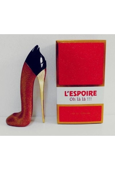 L Espoire Red For Women 80ml