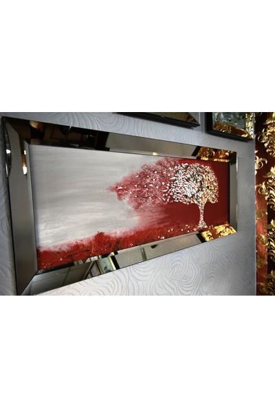 Vega Mozaik Ayna Parçalı Dekoratif Tablo