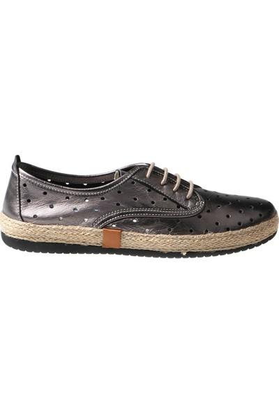 Hammer Jack Kursun Derı Kadın Ayakkabı 236 10129-Z