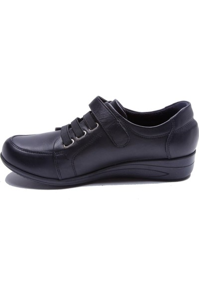 Hammer Jack Siyah Kadın Ayakkabı 421 40-Z