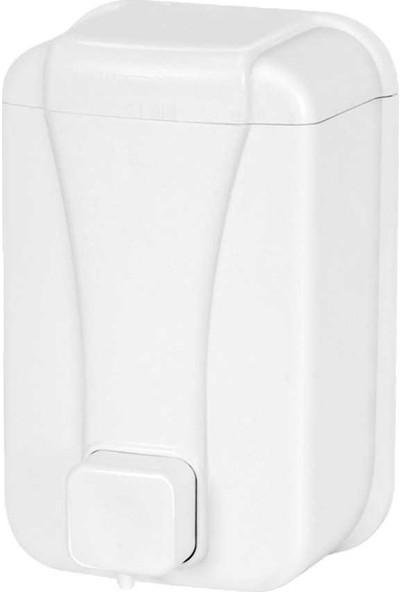 Palex 3420-0 Sıvı Sabun Dispenseri 500 CC Beyaz