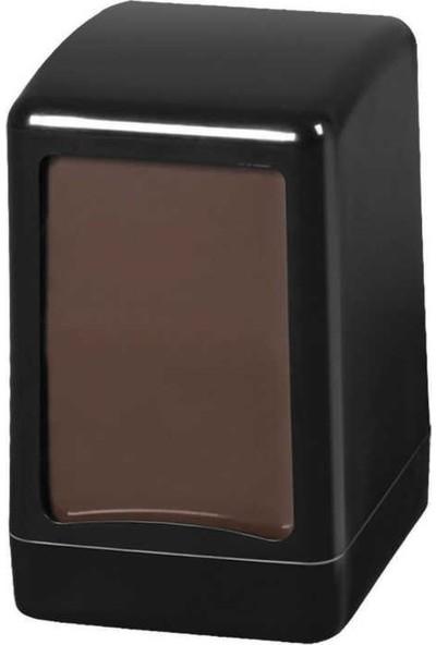 Palex 3474-H-3 Masa Üstü Peçete Dispenseri Siyah Hafif