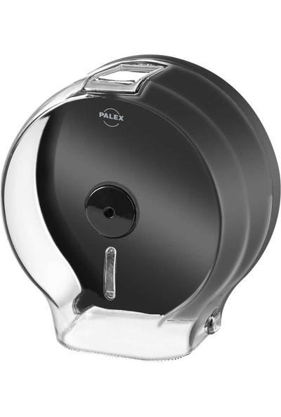 Palex 3444-2 Mini Jumbo Tuvalet Kağıdı Dispenseri Füme