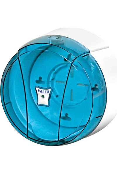 Palex 3442-1 Mini İçten Çekmeli Tuvalet Kağıdı Dispenseri Şeffaf
