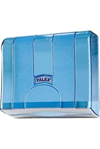 Palex 3570-1 Z Katlama Havlu Dispenseri Şeffaf