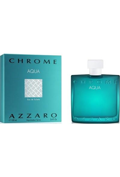 Azzaro Chrome Aqua Erkek EDT100ML