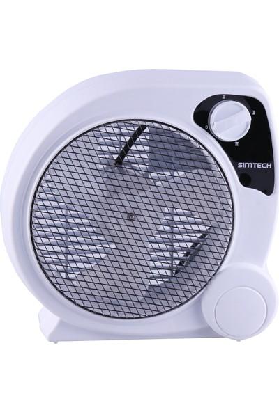 Sımtech KM-1721 Mini Masaüstü Vantilatör