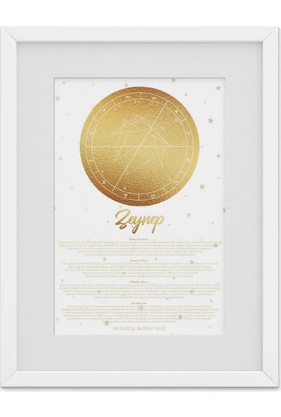 Bebeoloji Astrolojik Yorumlu Doğum Haritası