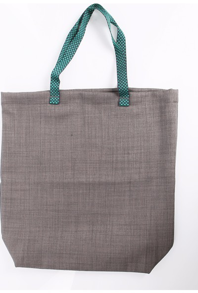 Endustriyel Hayat Bez Çanta - Alışveriş Çantası
