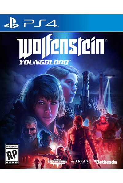 Wolfenstein: Youngblood PS4 Oyun