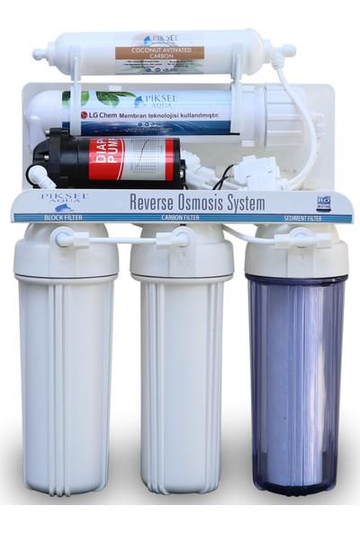 Lg Membran Teknolojisiyle Üretilmiş Pompalı Su Arıtma Cihazı