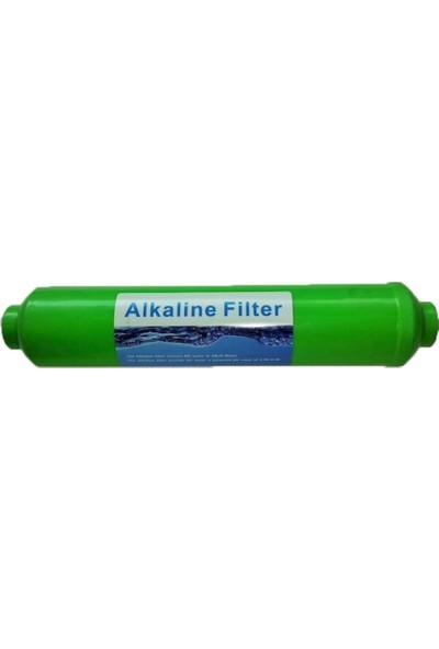 Su Arıtma Cihazı Alkalin Filtre Ph Yükseltici Filtre