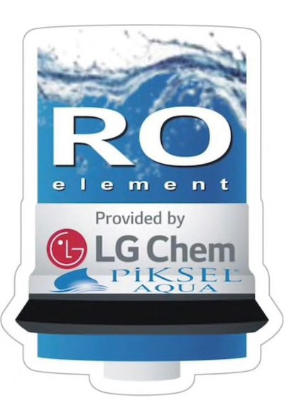 Lg Membran Teknolojisiyle Üretilmiş 10 Aşamalı Pompalı Su Arıtma