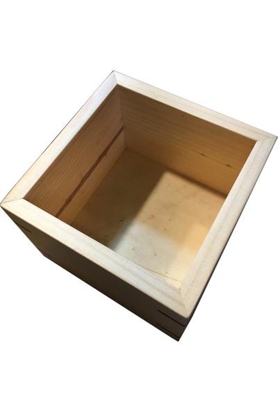 Tahtacı Ahşap Kutu