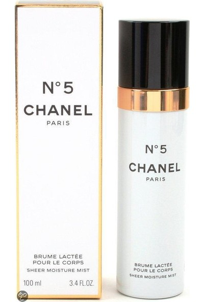 Chanel No 5 Sheer Moisture Mist 100 ml