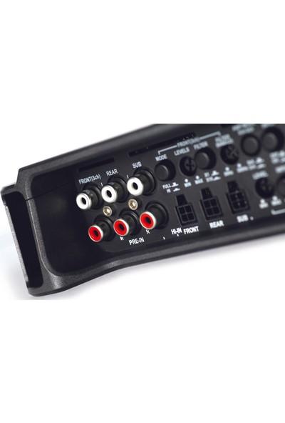 Hertz HCP Serisi Stereo 4kanal Amplifier