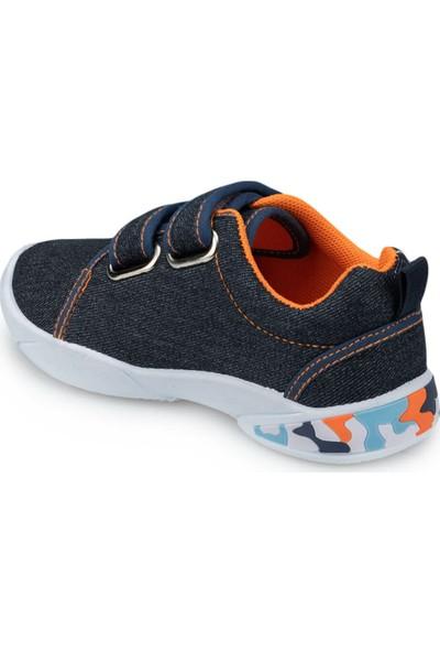 Polaris 91.511101.P Lacivert Erkek Çocuk Spor Ayakkabı