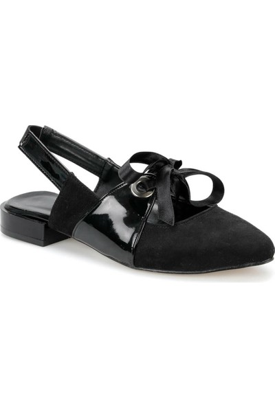 Miss F Ds19021 Siyah Kadın Ayakkabı