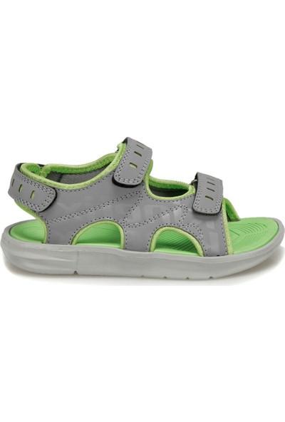 Kinetix Duff Gri Erkek Çocuk Sandalet