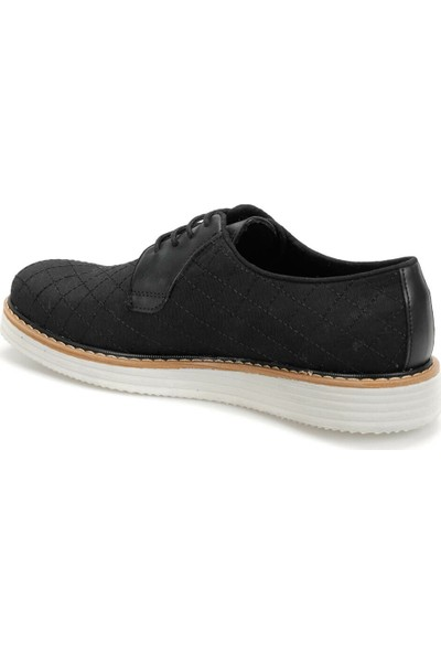 Jj-Stiller 3321-2 Siyah Erkek Ayakkabı