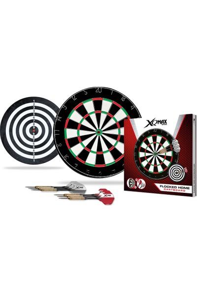 XQ Max QD4000020 2 cm Dart Tahtası ve Dart Oku Seti