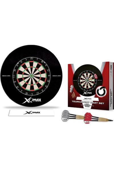 XQ Max QD7000400 Dart Tahtası Turnuva Seti