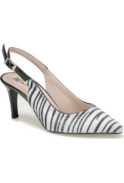Butigo 19Sf-190090Z Zebra Kadın Sandalet