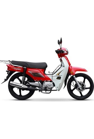 Kanuni Tigirina 50 Motorsiklet