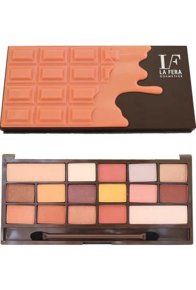 La Fera Chocolate Bar 16'lı Far Paleti No:1
