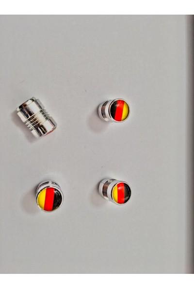 Eng Aksesuar Alman Krom Kaplama Sibop Kapağı Alman Amblemli Lüks Sibop Kapağı