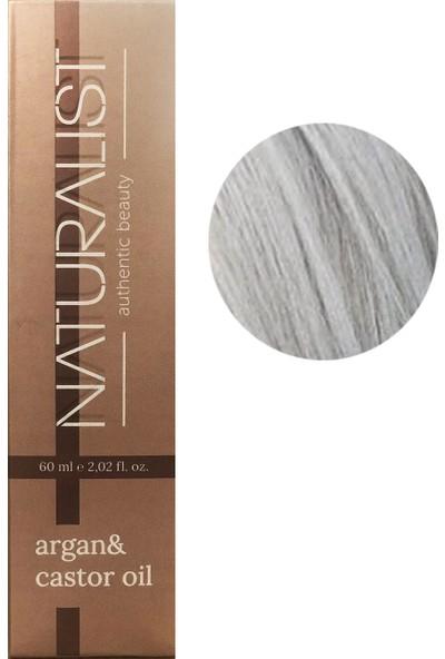 Naturalist Kalıcı Saç Boyası 60 ml - Gümüş Gri