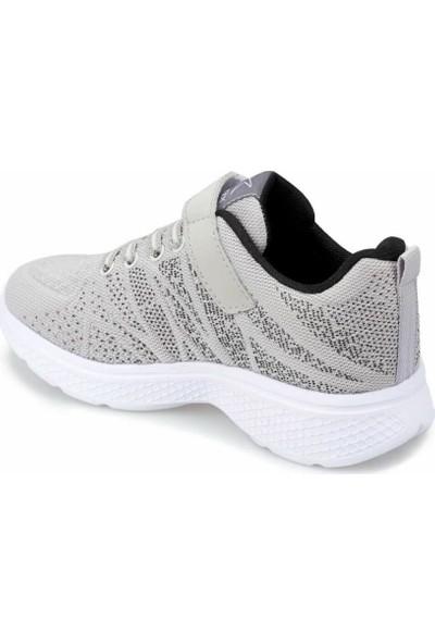 Kinetix Mamba Gri Erkek Çocuk Spor Ayakkabı