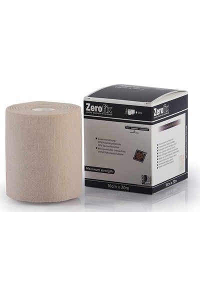 Zero Sports Med Zerofix 10Cm X 20M Bandaj