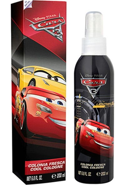 Disney Pixar Cars 3 Cologne 200 Ml