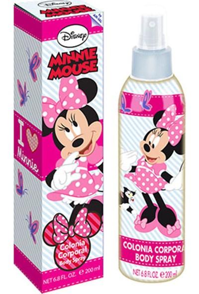 Disney Minnie Mouse Body Spray 200 Ml
